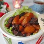 蘿卜炆牛腩(秋冬經典暖身粵菜)