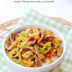 榨菜辣炒鸡胗(怎么去鸡胗的腥味)