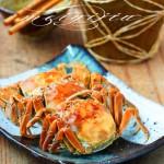 盐焗蟹(家宴上简单易做的宴客大菜)