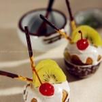 蒸蛋糕(甜品点心)