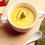 奶油南瓜汤(营养早餐)