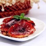 蜜汁杏鲍菇(夏末排毒减脂餐)