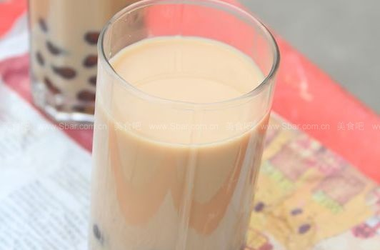 珍珠奶茶(自制珍珠)