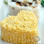 三蛋炒饭(早餐菜谱)