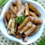 油焖茭白(上海本帮家常菜)