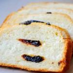 面包机版西梅风味吐司(早餐菜谱)