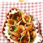 辣豆豉炒青蛤