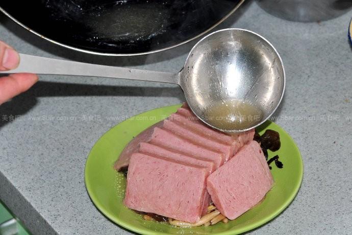 午餐肉香碗