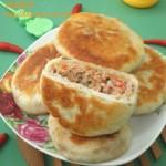 瘦肉煎饼(早餐菜谱)