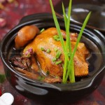 黄酒焖鸽(国庆长假给家人做一道惊艳的滋补大餐)