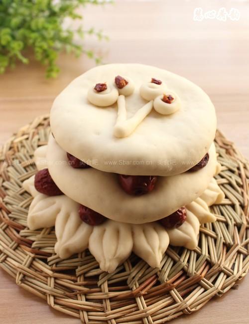 山西重阳节枣花糕