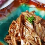蚝油腐竹烧肉片