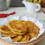 奶香红薯饼