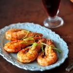 盐煎对虾(三分钟搞定营养美味的拿手菜)