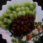 草菇炒青菜(零难度6元成本打造惊艳宴客菜)