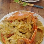 简版咖喱蟹