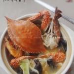 海蟹蔬菜煲(如何讓凍蟹最大程度保留鮮味)