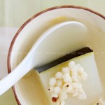 冬瓜薏米瘦肉汤(养颜又瘦身菜谱)