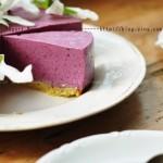 蓝莓酸奶慕斯蛋糕