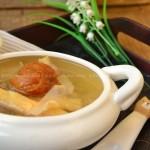 沙参玉竹炖瘦肉(应对秋季高发上火气燥)