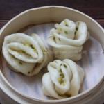 葱香小花卷(早餐菜谱)