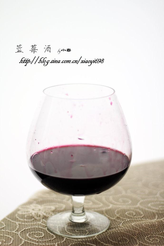 蓝莓怎么泡酒_蓝莓酒的做法【图解】_蓝莓酒的家常做法_蓝莓酒怎么做_最奢侈 ...