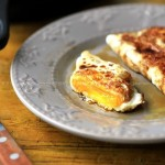 煎荷包蛋(早餐菜谱)