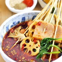 麻辣火鍋底料、麻辣燙和冷鍋串串