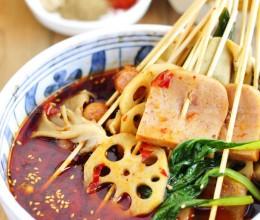 麻辣火锅底料、麻辣烫和冷锅串串