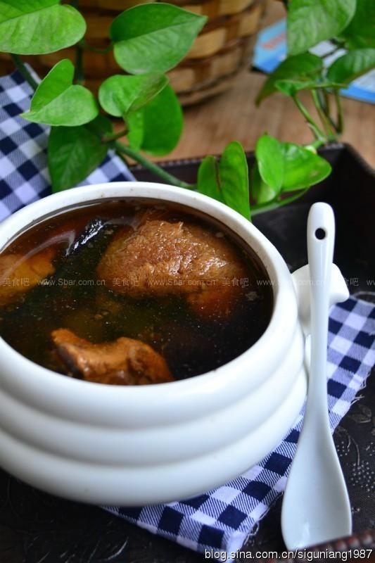 猴头菇灵芝汤