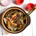 砂鍋魚頭煲(主婦必學的人氣菜)