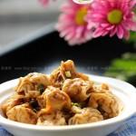 麻酱拌馄饨(武汉特点早餐)