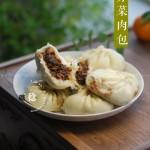 芽菜肉包(早餐菜谱)