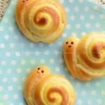 蜗牛面包(早餐菜谱)