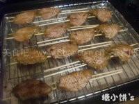 中式口味烤翅