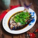 葱油武昌鱼