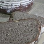 健康养生黑麦面包(早餐菜谱)
