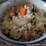 改良版老上海菜饭