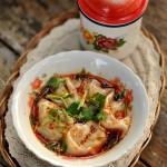 秘制红油虾仁猪肉馄饨(早餐菜谱)