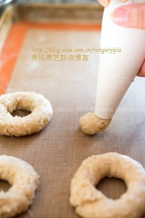 传统风车饼