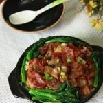 广式腊味煲仔饭(广式腊肉腌制方法)