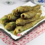 椒盐小黄鱼(香酥味美,补钙佐酒小菜)
