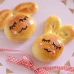 兔子面包(早餐菜谱)