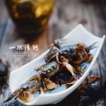 醉白玉蟹(江南名菜)