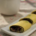 金枪鱼蔬菜早餐卷饼(早餐菜谱)