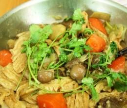 支竹羊腩煲