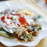 韩风蛋煎牡蛎