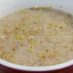 桂花糖藕粥(早餐菜谱)