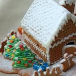 姜饼屋(圣诞菜谱)