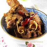 酱焖羊腿(冬日里的滋补暖身硬菜)
